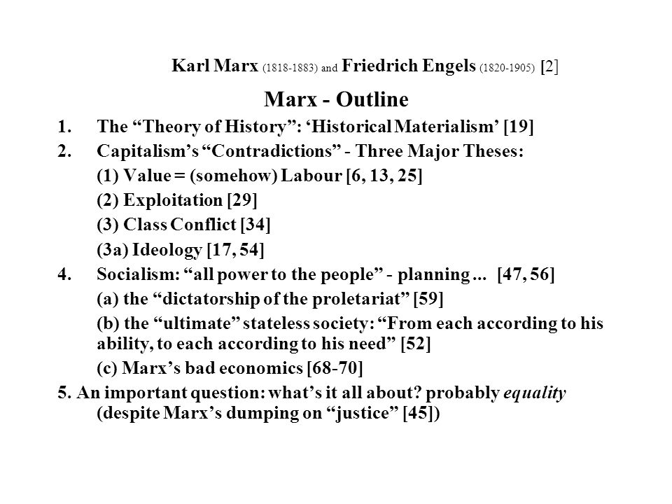 Marxs Concept of the Alternative to Capitalism Historical Materialism Book